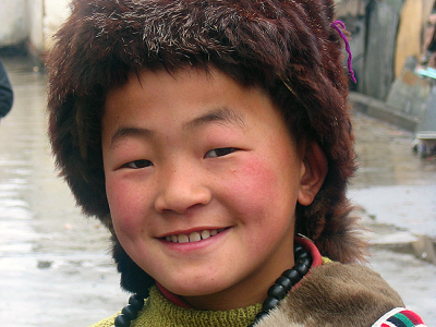 A poor student from Gongshan – 2