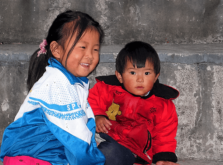 Orphans needing help in Gongshan